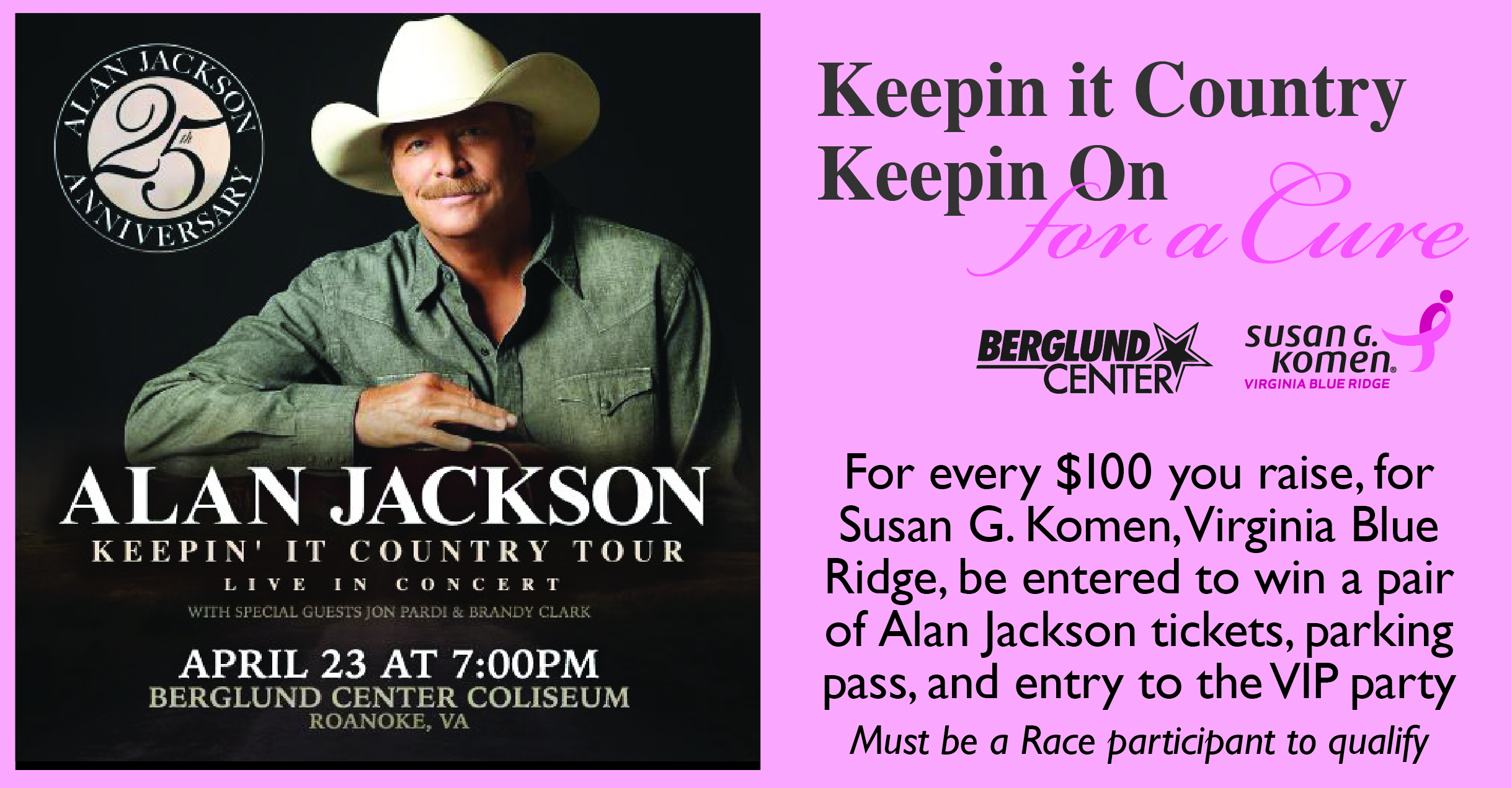 SGK Alan Jackson Flyer